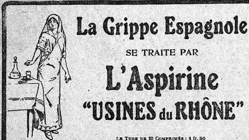 14-19 [L'actualité de l'époque] – La grippe espagnole ...