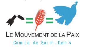 Autour de 14-19 - Débat avec le Mouvement de La Paix - 3 décembre - 18h @ La Belle Etoile | Saint-Denis | Île-de-France | France
