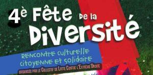 À contre-courant - Fête de la diversité - Soutien au CLED de l'Aisne - samedi 18 mai - 14h30 - Merlieux (02) @ Merlieux-et-Fouquerolles