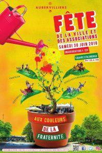 À contre-courant - Fête de la Ville - 30 juin - 16h environ - Aubervilliers (93) @ Square Stalingrad | Aubervilliers | Île-de-France | France