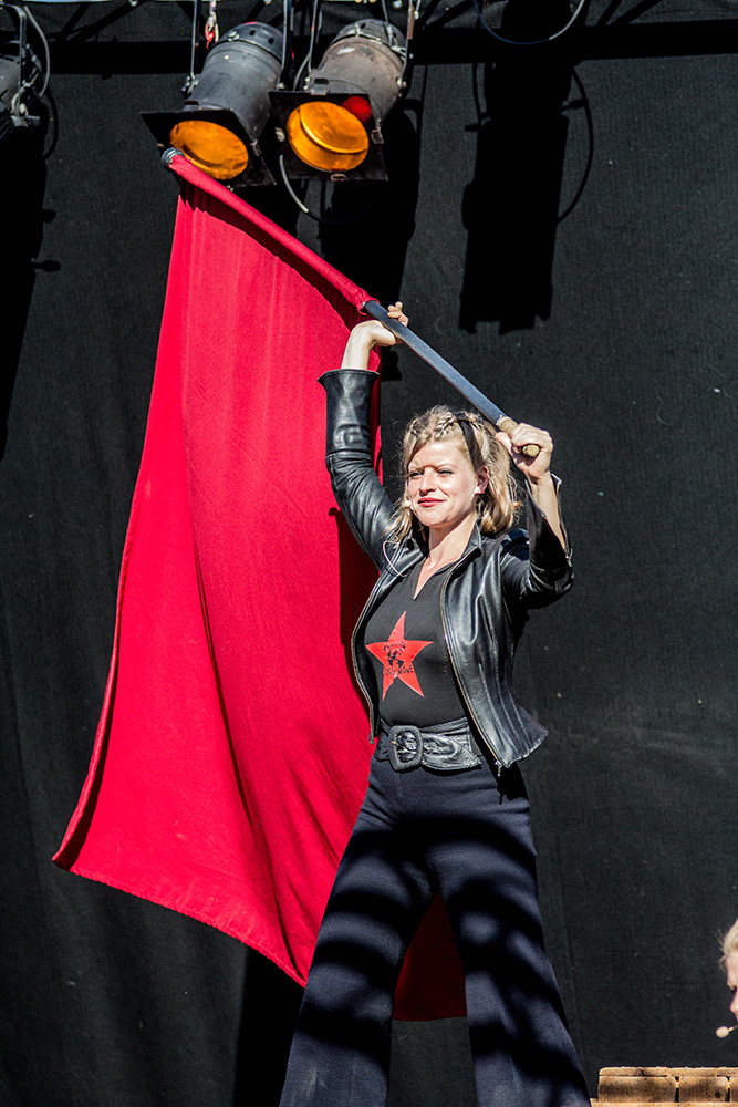 La Belle Rouge 2019 - Photo MaRioN Guérard