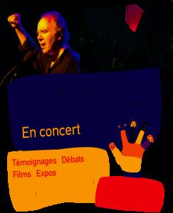 À contre-courant - 70 ans du MRAP - samedi 11 mai - 20h - Paris - Salle Olympe de Gouges @ Salle Olympe de Gouges
