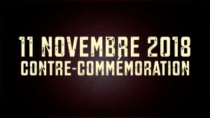 14-19 - Journée de contre-commémoration - 11 novembre 2018 à partir de 17h @ La Belle Étoile | Saint-Denis | Île-de-France | France