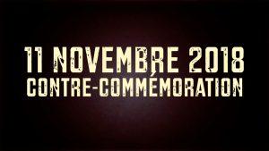 14-19 - Journée de contre-commémoration - 11 novembre 2018 à partir de 17h @ La Belle Étoile | Saint-Denis | Île-de-France | France