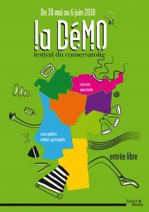 La DéMo - Échange avec le Conservatoire de Saint-Denis - mercredi 30 mai @ La Belle Étoile | Saint-Denis | Île-de-France | France