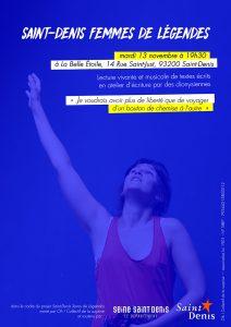 Une affaire de femmes ? - mardi 13 novembre à partir de 19h @ La Belle Étoile | Saint-Denis | Île-de-France | France