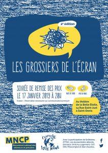 Les Grossiers de l'Écran - 2ème éditions - jeudi 17 janvier - 20h @ La Belle Étoile