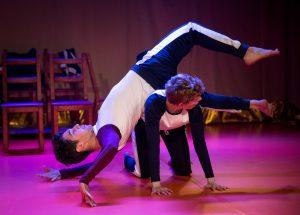 Rencontres Chorégraphiques Internationales de Seine-Saint-Denis - ZebraDans - du 23 au 25 octobre @ La Belle Étoile