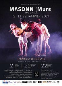 ANNULÉ - Masonn (Murs) - Max Diakok - jeudi 21 janvier 2020 - 20h30 @ La Belle Étoile