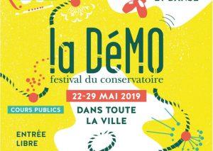 La DéMo du Conservatoire - mercredi 29 mai - de 14h à 21h @ La Belle Étoile
