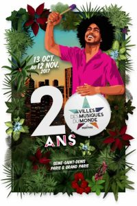 La Grue avec Katsura CreaSion - Festival Villes des Musiques du Monde - 19 octobre - 19h @ La Belle Étoile   Saint-Denis   Île-de-France   France