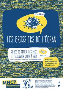 Les Grossiers de l'Écran - 3ème édition - mardi 12 février - 20h @ La Belle Étoile