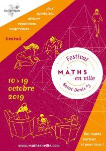 Festival Maths En Ville - Soirée de clôture - samedi 19 octobre - 20h @ La Belle Étoile