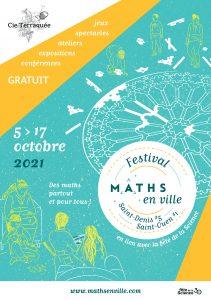 Festival Maths en ville - Cabaret mathématique - samedi 16 octobre - 20h @ La Belle Étoile
