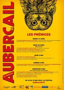 Les Prémices d'Aubercail - Christian Paccoud - jeudi 3 mai - 19h30 @ La Belle Étoile | Saint-Denis | Île-de-France | France