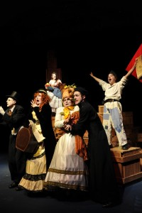 Barricade - du 18 au 29 mars - dimanche - 16h @ La Belle Étoile
