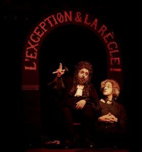 L'exception et la règle - Jolie Môme/Brecht - du 22 novembre au 15 décembre @ La Belle Étoile