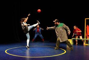 Futsal et mains propres - le 17 mars - 16h - La Belle Étoile @ La Belle Étoile