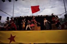Parole de Mutins, sur la grande scène du Festival La Belle Rouge 2015 !