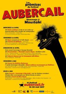 Concert Hommage à Moustaki - Prémices d'Aubercail - jeudi 11 mai - 19h30 @ La Belle Étoile | Saint-Denis | Île-de-France | France