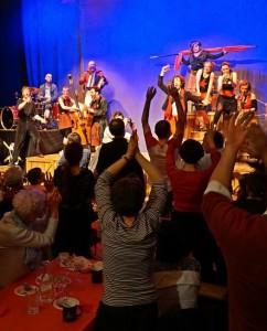 Parole de Mutins - Dîner-spectacle - vendredi 14 avril - 19h @ La Belle Etoile | Saint-Denis | Île-de-France | France