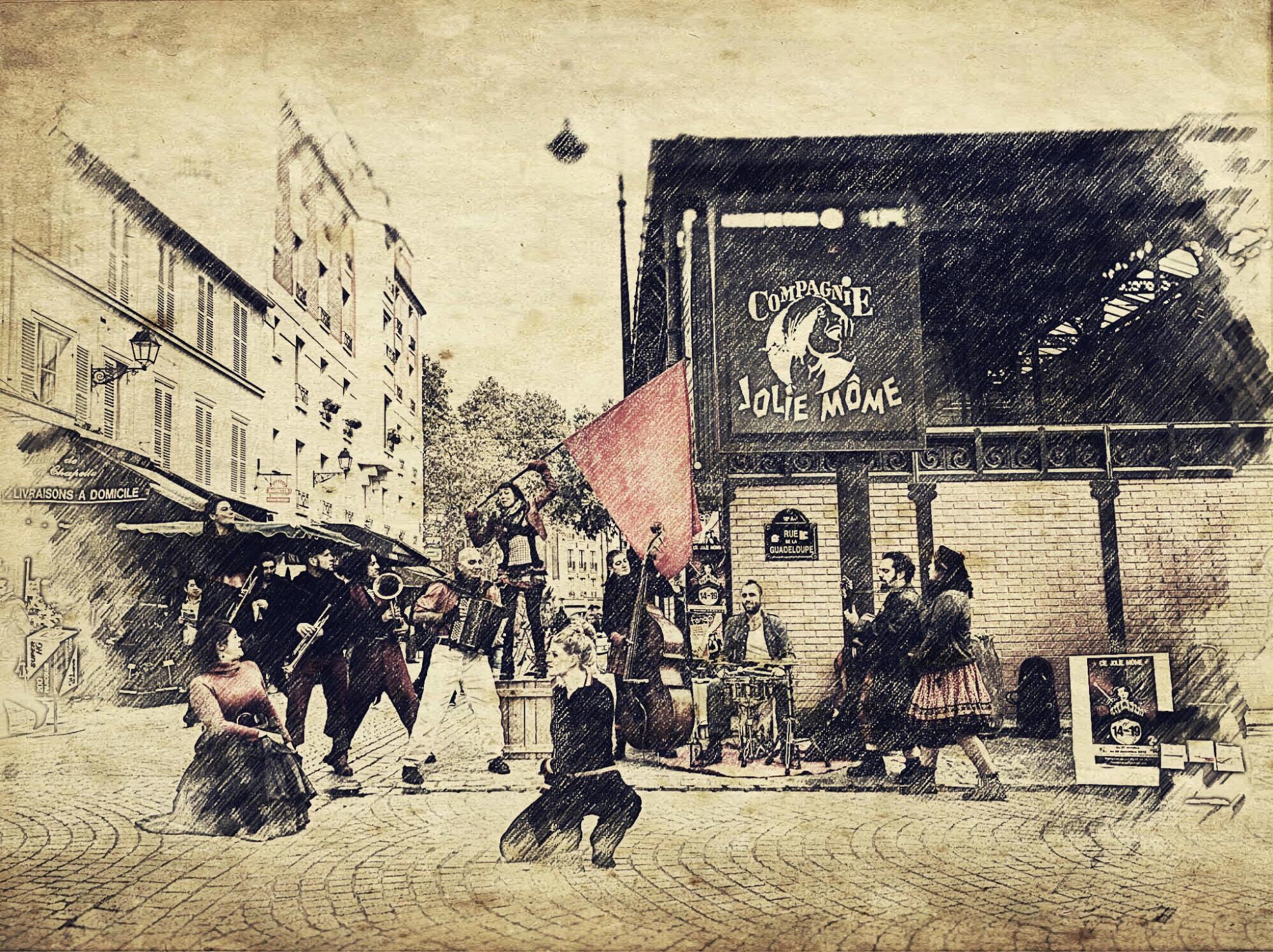 Rue de l'Olive - 2015